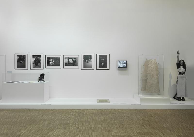 elles@centrepompidou exhibition's view