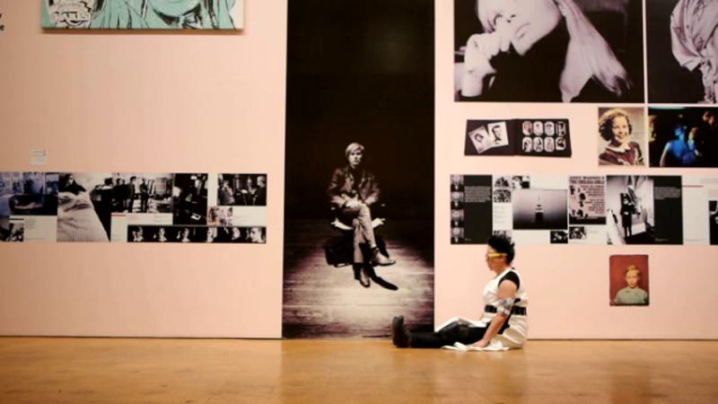 ORLAN @ the Warhol
