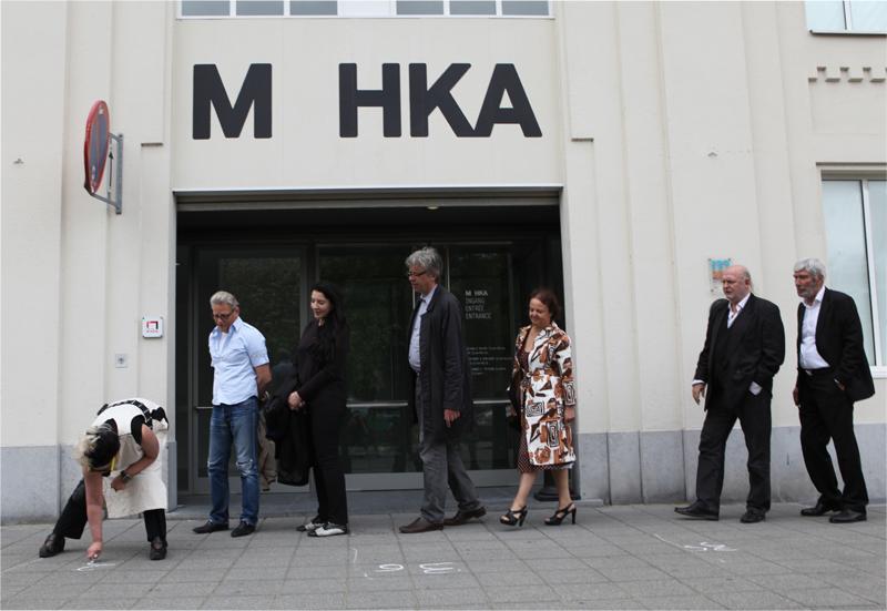 mesuRAGE au M HKA