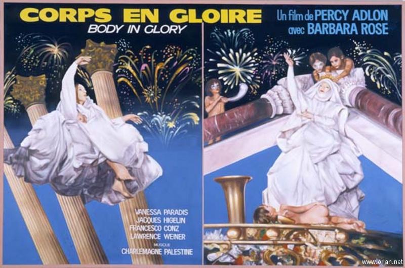 Corps en Gloire / Body in Glory