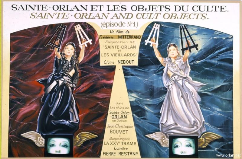 Sainte ORLAN et les Objets du culte n°1