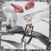 Collage_Et_images_sortant_des_plis_echafaudage_mental_de_colones_et_Vases_pour_une_madone_equilibriste