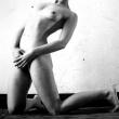 body-sculpture_sexe_en_avant_avec_masque
