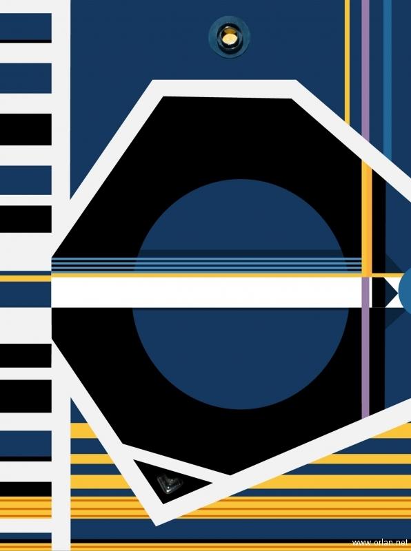 ORLAN, Problématique Géométrique n°18