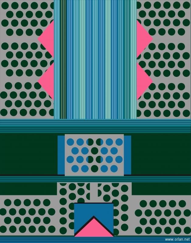 ORLAN, Problématique Géométrique n°20