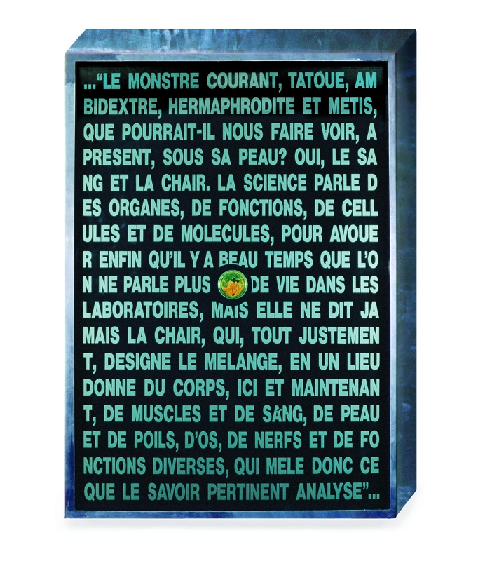 Reliquaire français